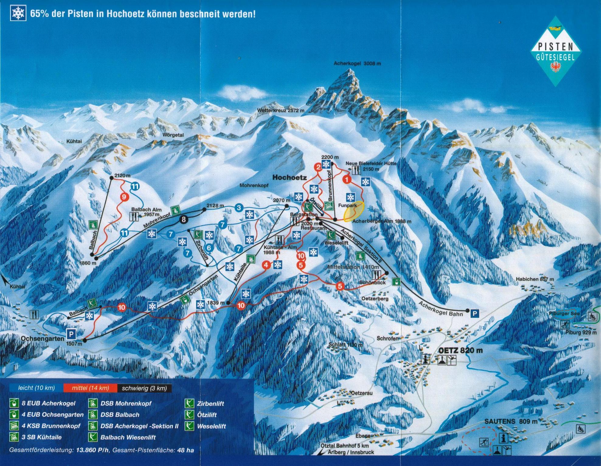Oetz Austria  city photo : skimaps links www bergbahnen oetz com www oetz com