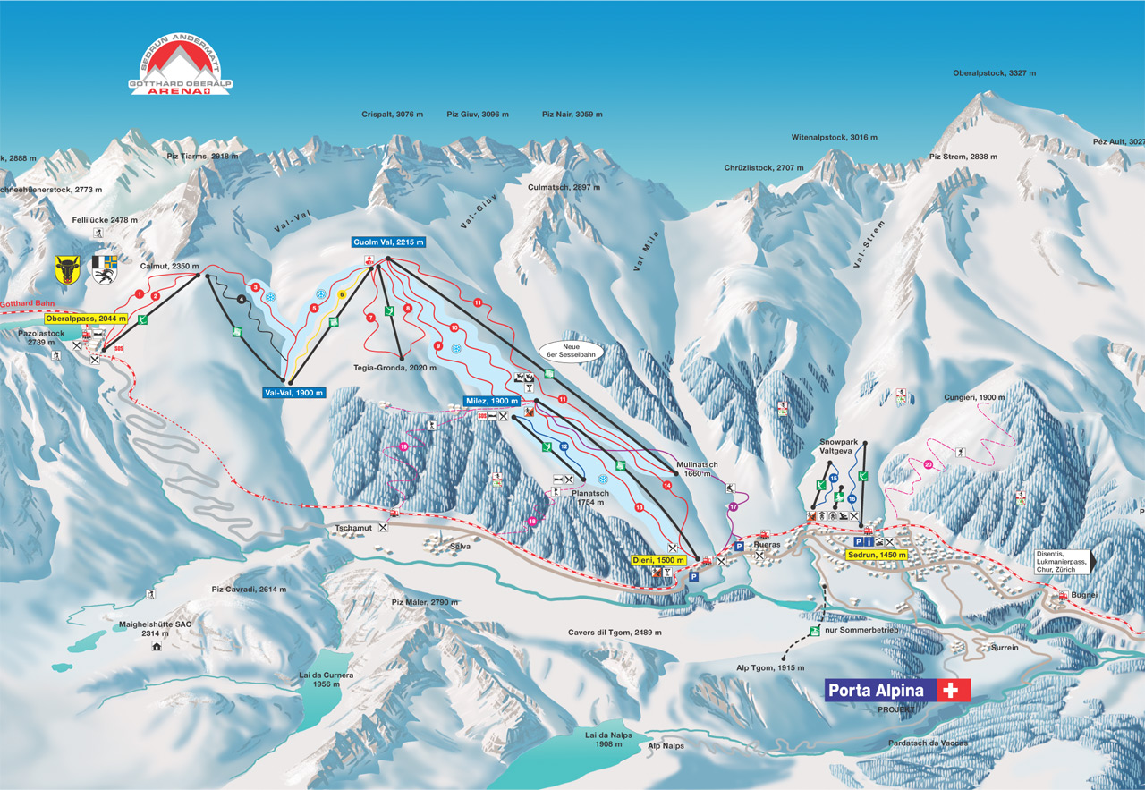 Andermatt Switzerland  city pictures gallery : Pin Andermatt Ski Resort Switzerland 1366x768 Wallpaper Download on ...